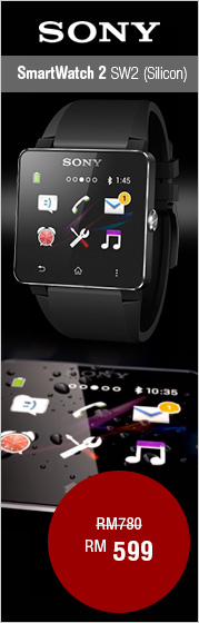 Sony SmartWatch 2 SW2 (Silicon)