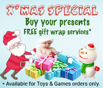 FREE gift wrap services