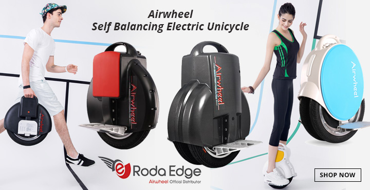 Airwheel Self Balancing Electric Unicycle
