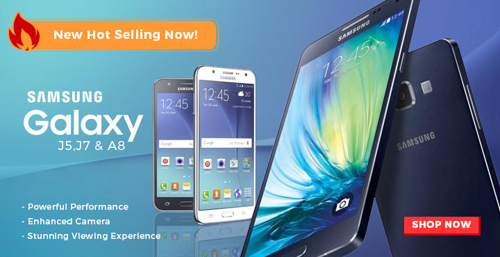 New Hot Selling Samsung Galaxy