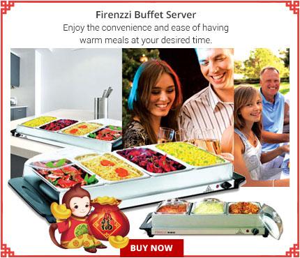 Firenzzi Buffet Server