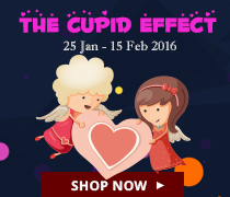 Valentine The Cupid Effect