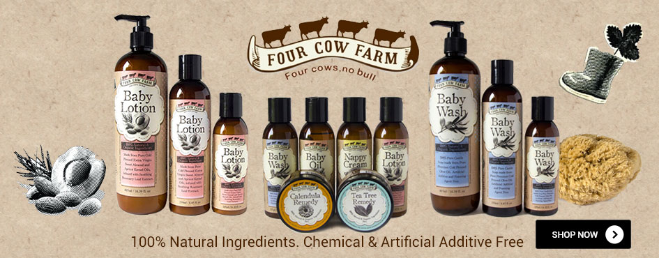 Four Cow Farm Health Products