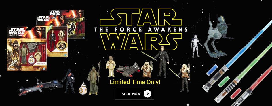 Star Wars Toys and Games