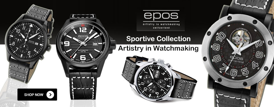 Epos Sportive Watches
