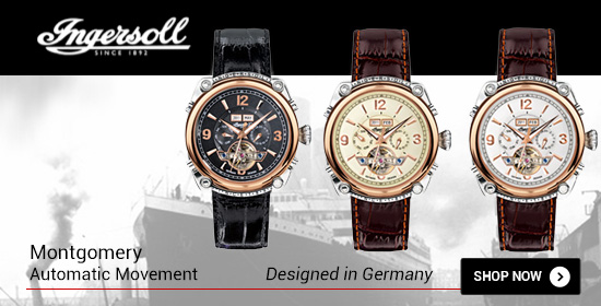 Ingersoll Montgomery Watches