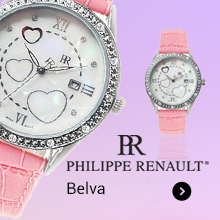 Philippe Renault Belva Woman Watch