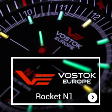 Vostok Europe Rocket N1 Men Watches