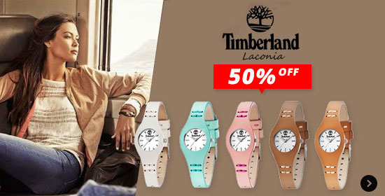 50% Off Timberland Laconia
