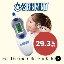 29.3% Off Bremed Ear Thermometer For Kids