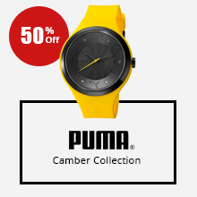 50% Off Puma Camber Collection