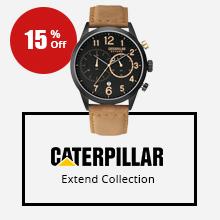 15% Off Caterpillar Extend Collection