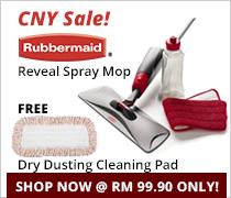 CNY Sale!  Rubbermaid