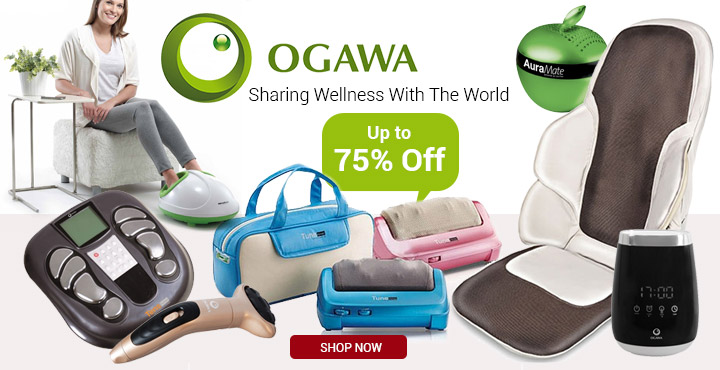 Up to 75% Off Ogawa