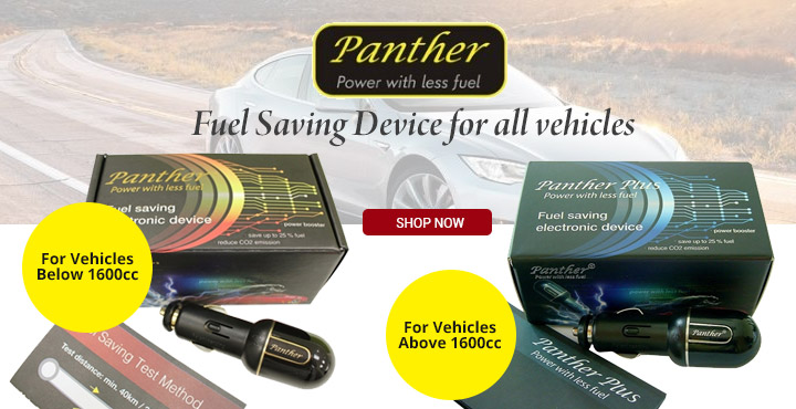 Panther Fuel Saving Device for all vehicles