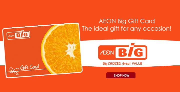 AEON Big Gift Card