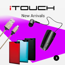 iTouch New Arrivals