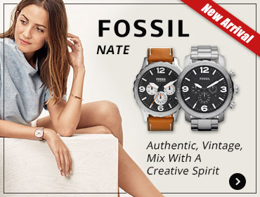 New Arrival Fossil Nate