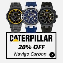 15% Off Caterpillar Navigo Carbon