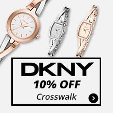 10% Off DKNY Crosswalk