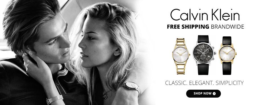 Free Shipping Brandwide Calvin Klein