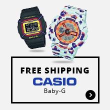Free Shipping Casio Baby-G