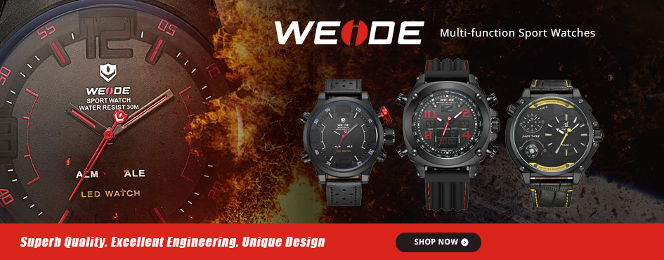 New Arrival Weide
