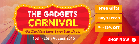THE GADGETS CARNIVAL