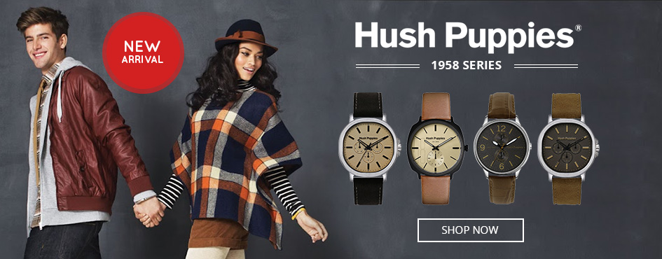 New Arrival Hush Puppies 1958 Series