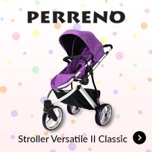 PERRENO Stroller Versatile II Classic