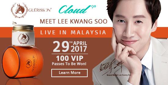 Lee Kwang Soo Live in Malaysia