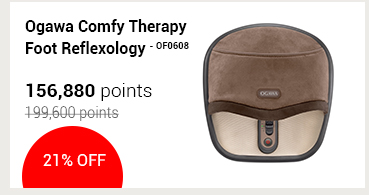 Ogawa Comfy Therapy Foot Reflexology - OF0608