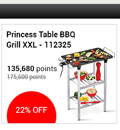 Princess Table BBQ Grill XXL - 112325