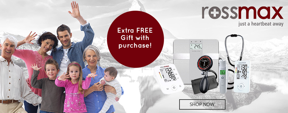 Rossmax Extra FREE Gift
