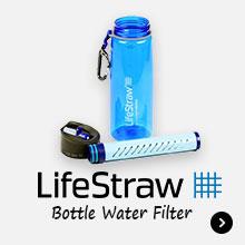 LifeStraw Go Bottle Water Filter