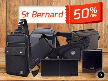 50% Off St Bernard