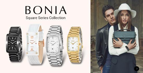 BONIA Square Series Collection