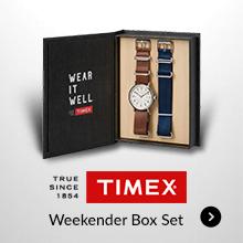 TIMEX Weekender Box Set