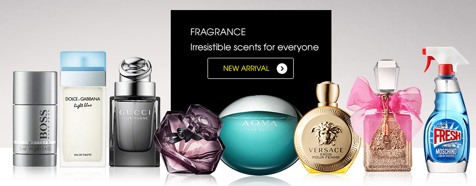 NEW ARRIVAL FRAGRANCE