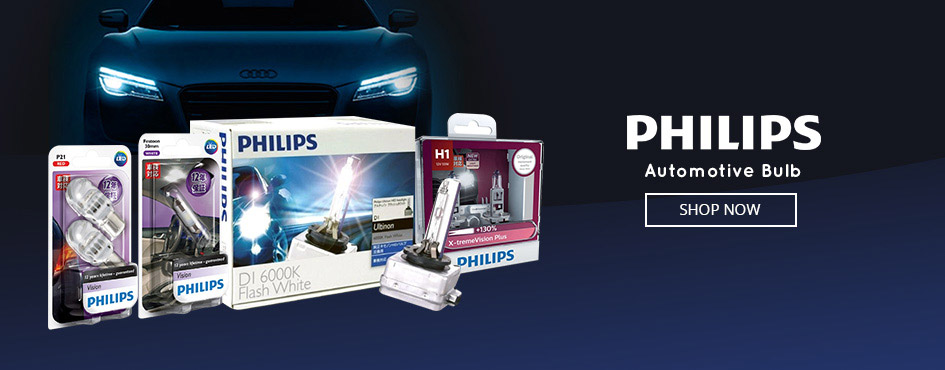 Philips Automotive Bulb