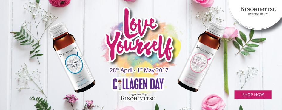 Collagen Day by Kinohimitsu