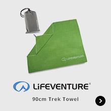 Lifeventure 90cm Trek Towel