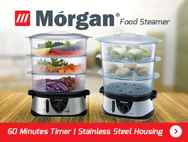 Morgan Food Steamer