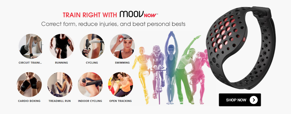 Train Right With Moov Now