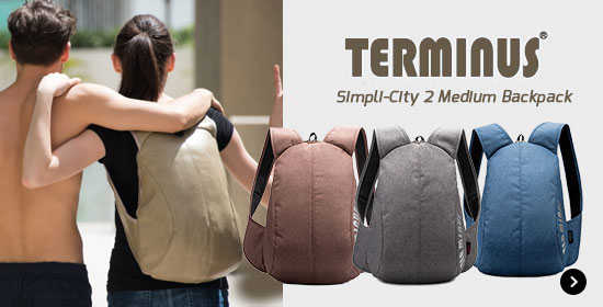 Terminus Simpli City 2 Medium Backpack