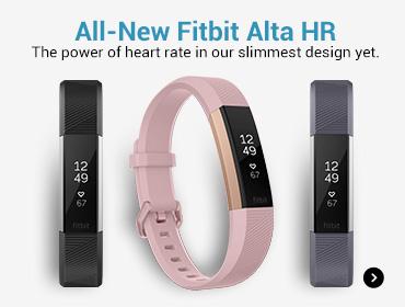 All-New Fitbit Alta HR