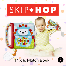 Skip Hop Mix & Match Book