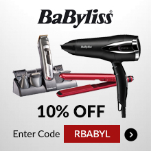 10% OFF BaByliss