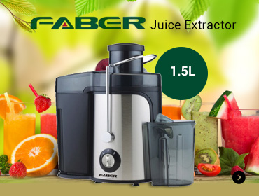 Faber Juice Extractor 1.5L