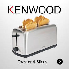 Kenwood Toaster 4 Slices